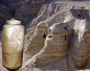Jar at Qumran